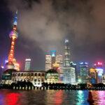 上海黃浦江(外灘)遊覽船