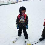 『熊貓雪人 兒童滑雪教室』